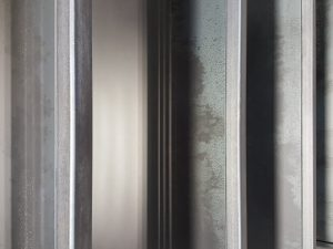 Modular Screens - Mild Steel and Lacquer