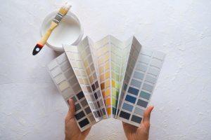 Paint Colours - Interior Design